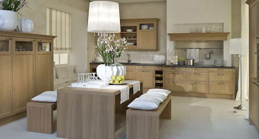 Home Kitchen Styles Country Shaker Kitchens