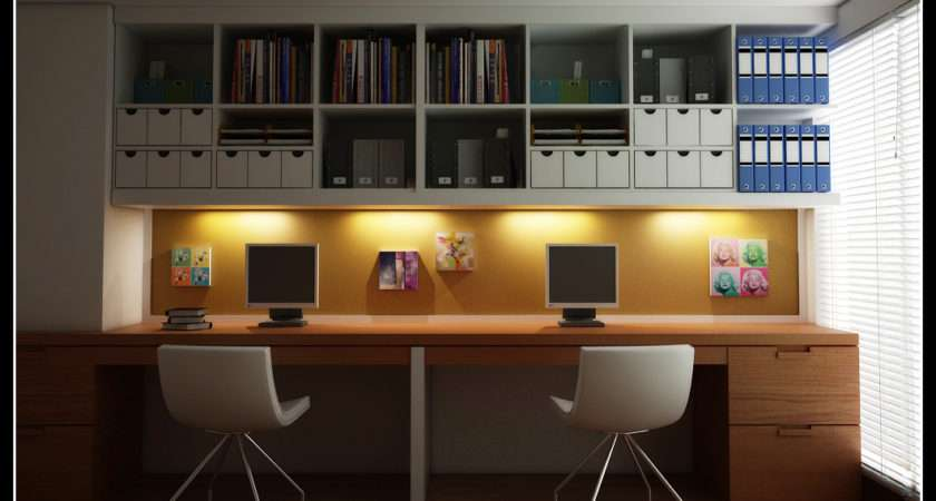 Home Office Design Ideas Modern Offices Decorating Luxury