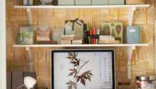Home Office Storage Ideas Simple Decoration