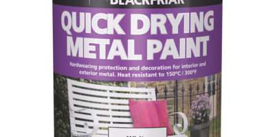Home Products Quick Drying Metal Paint