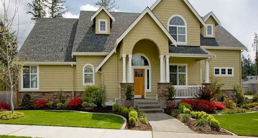 Home Repair Choosing Exterior Paint Color Good