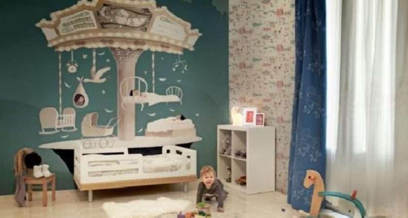 Home Room Interior Inspiration Circus Theme