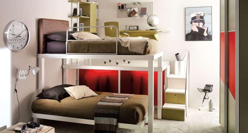 Home Teen Bedroom Designs Tumidei Bunk Beds