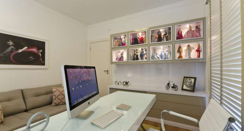 Home Working Style Creative Living Room Office