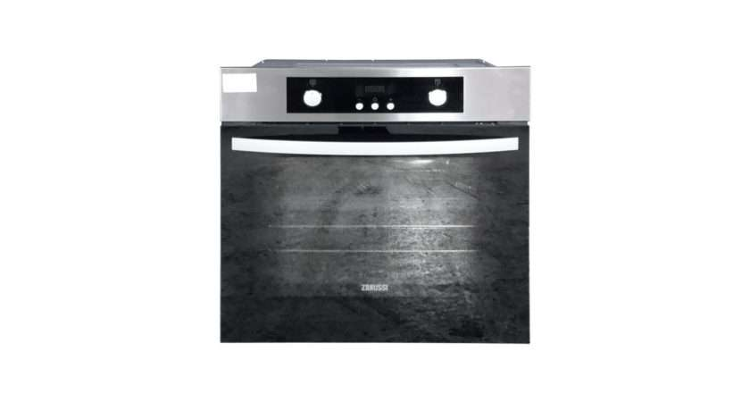 Home Zanussi Zob Built Single Electric Oven Stainless