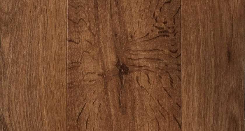 Homebase Textured Wood Effect Laminate Flooring Rustic Oak