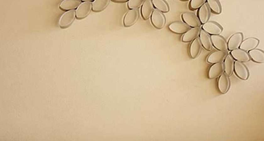 Homemade Toilet Paper Roll Art Ideas Your Wall