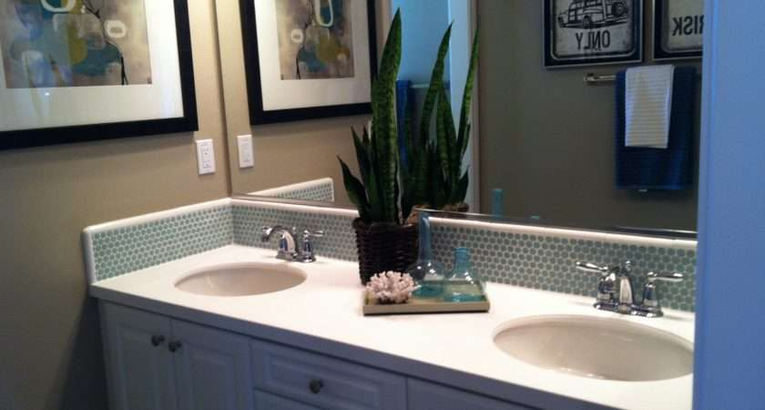 Homeofficedecoration Model Home Bathroom Decor
