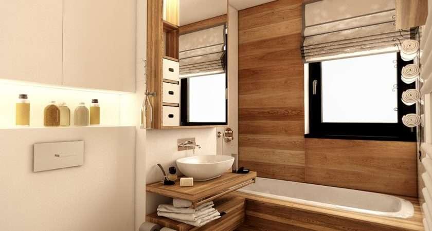 Homes Make Bold Wood