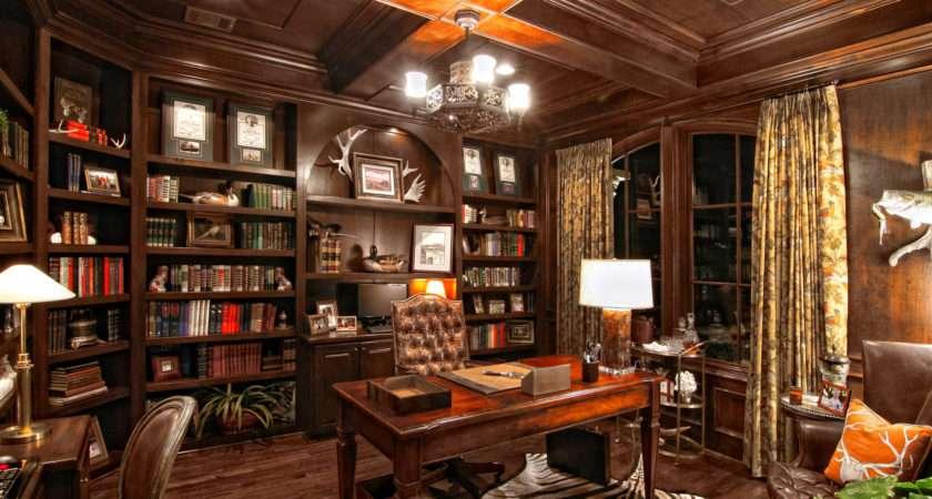 Horseshoe Bay Elegant Home Office