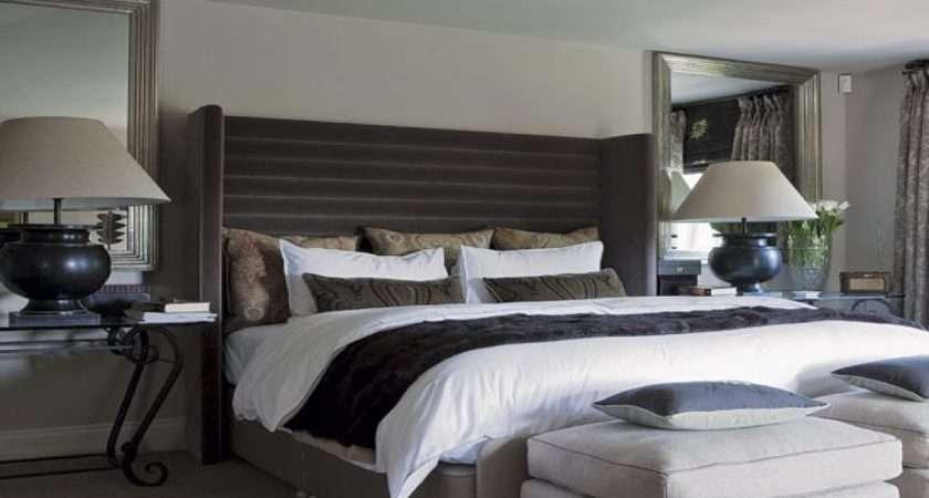 Hotel Chic Bedroom Ideas Modern