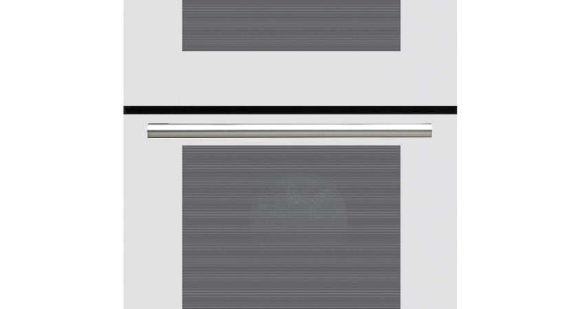 Hotpoint Class Built Double Oven White
