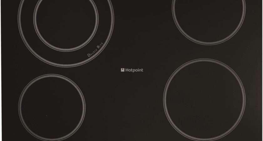 Hotpoint Cra Touch Control Ceramic Hob