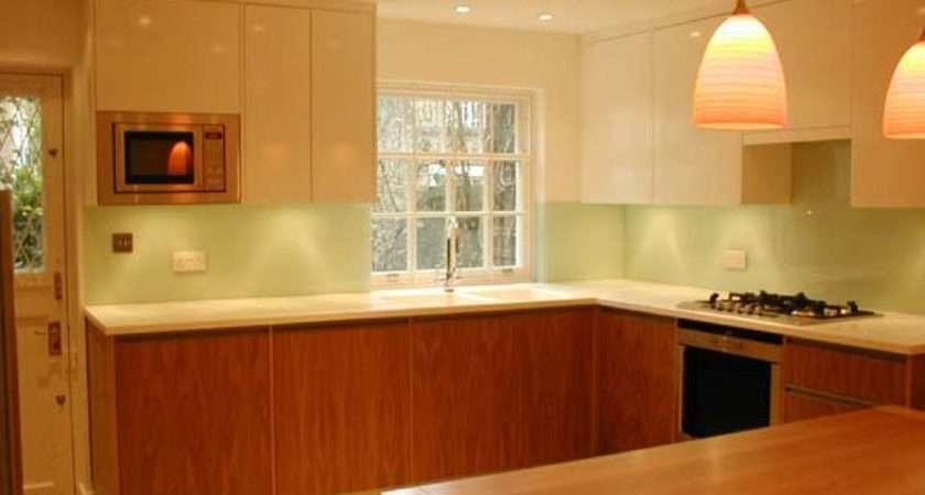 House Design Inside Kitchen Simple Duplex Floor