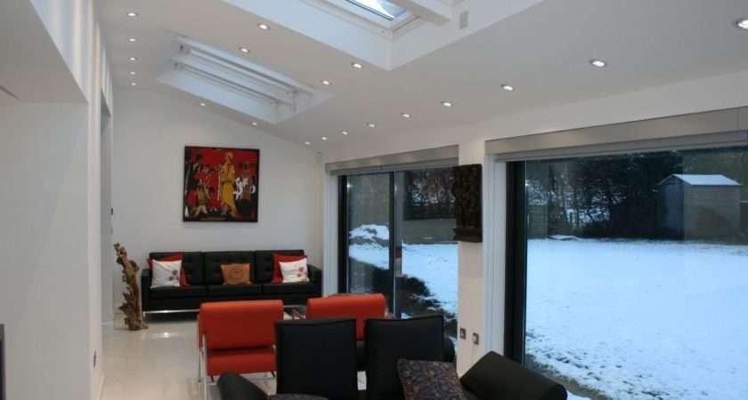 House Extension Ideas Lean Wrap Around Internals