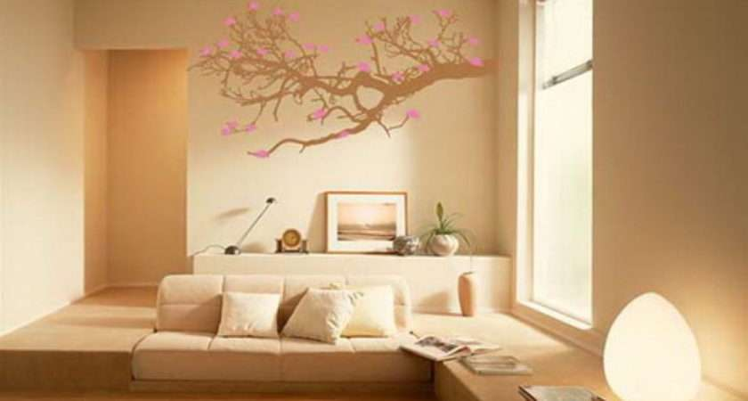 House Furniture Latest Living Room Wall Decorating Ideas