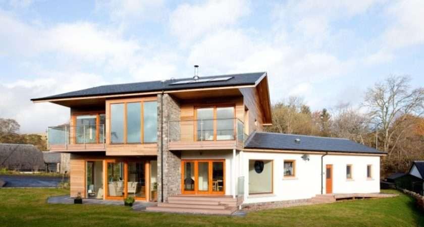 House Plans Design Contemporary Timber Frame