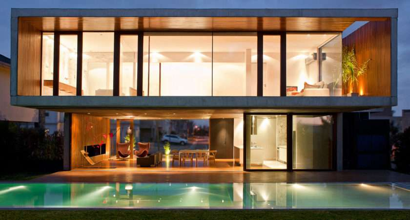 House Plans Design Small Contemporary