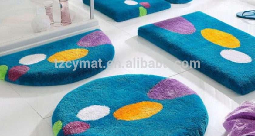 Housewares Pieces Bathroom Mats Buy