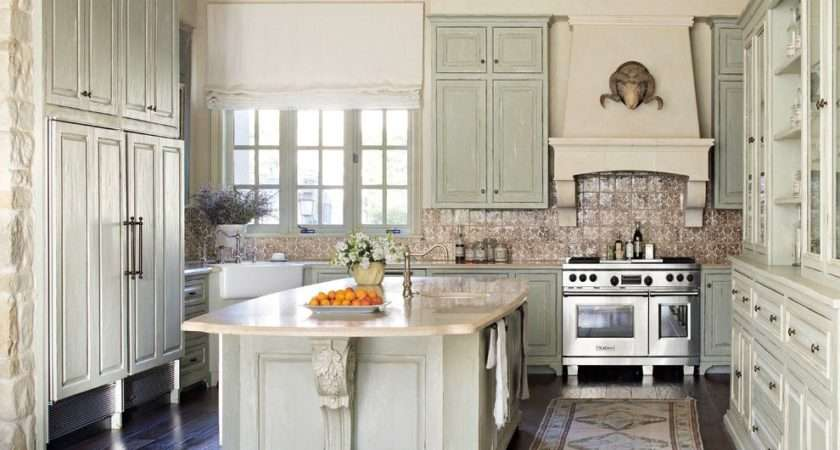 Houston French Country Lighting Kitchen Shabby Chic Style