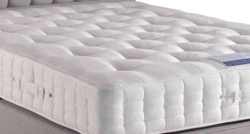Hypnos Orthos Wool Mattress Delivery Mainland