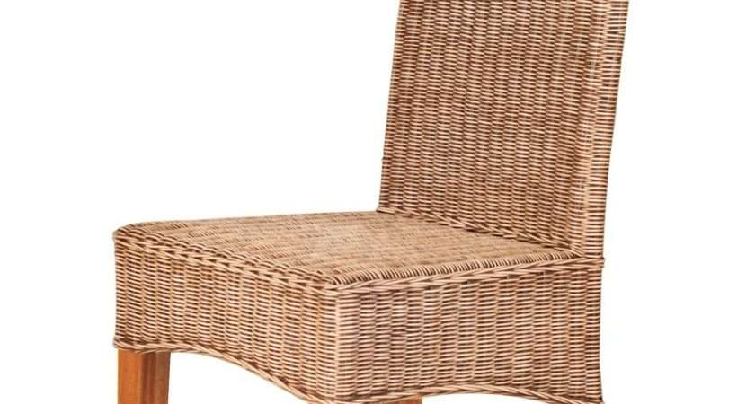 Ibis Rattan Dining Chair Light Casa Bella Furniture