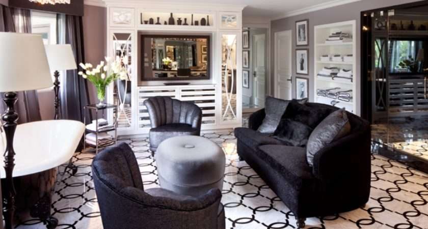 Iconic Glam Room Kris Jenner House Love Flooring