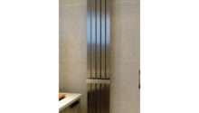 Idaho Stainless Steel Vertical Radiator