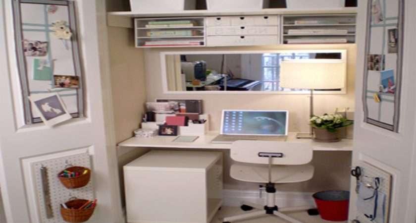Idea Small Room Space Ideas Storage Organize Bedroom