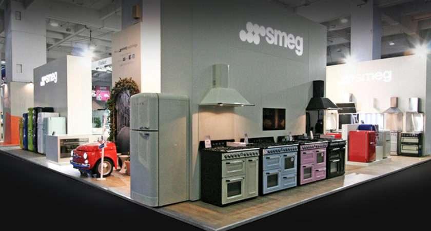 Ideal Home Show Smeg