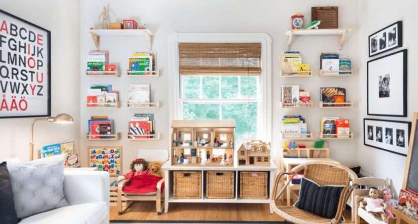 Ideas Adding Color Kids Room
