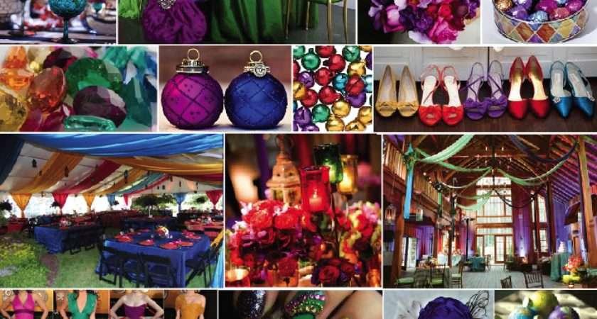 Ideas Andrea Summer Event Color Combinations Part