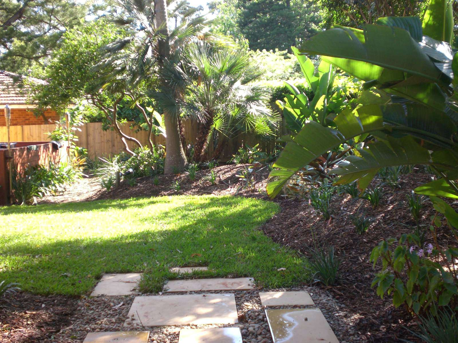 Ideas Backyard Garden Oasis Design Beautiful