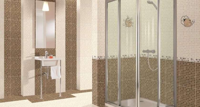 Ideas Bathroom Modern Cute Small Space Design