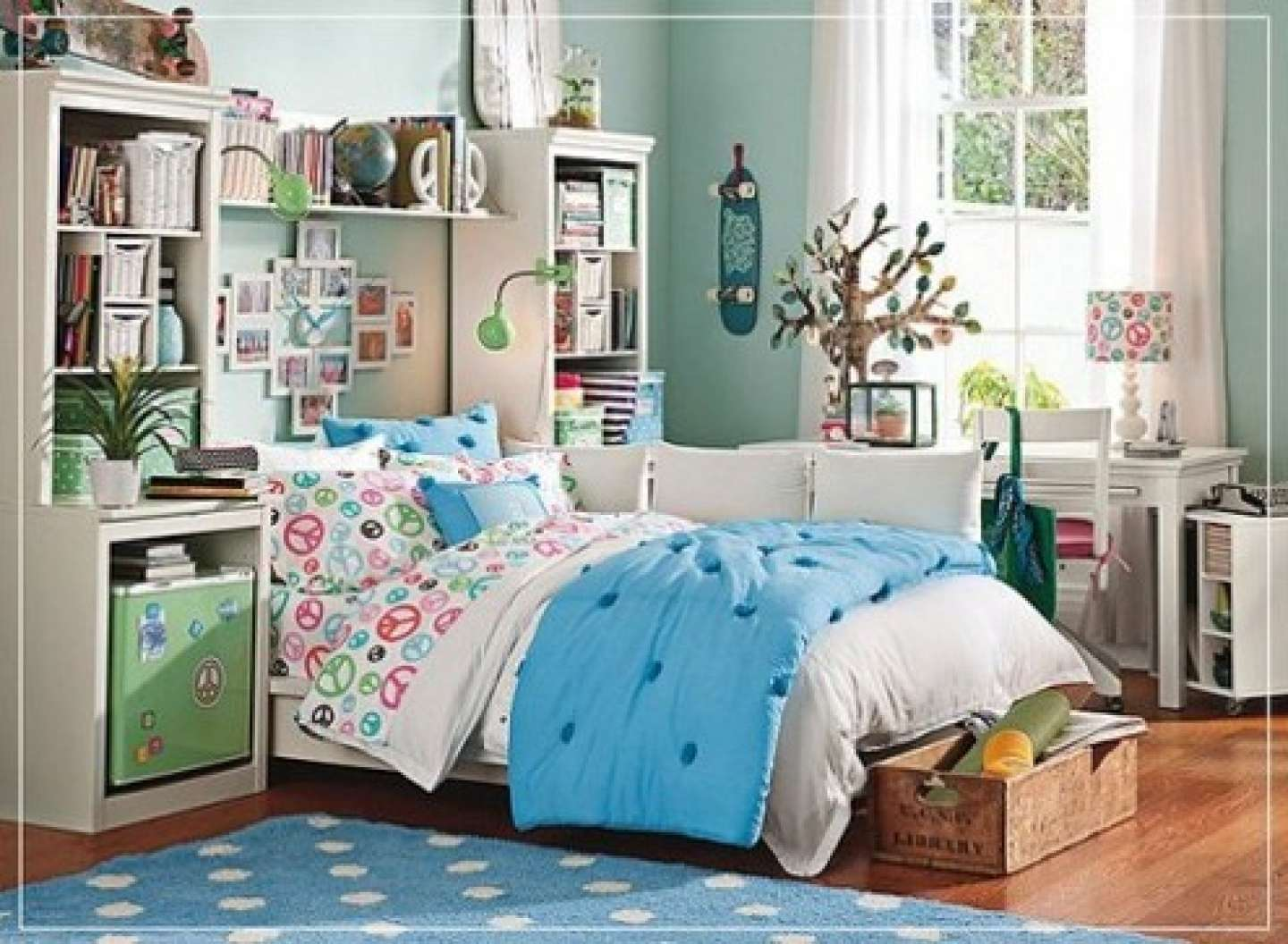 Ideas Decor Decorating Girl Bedroom Great Teenage
