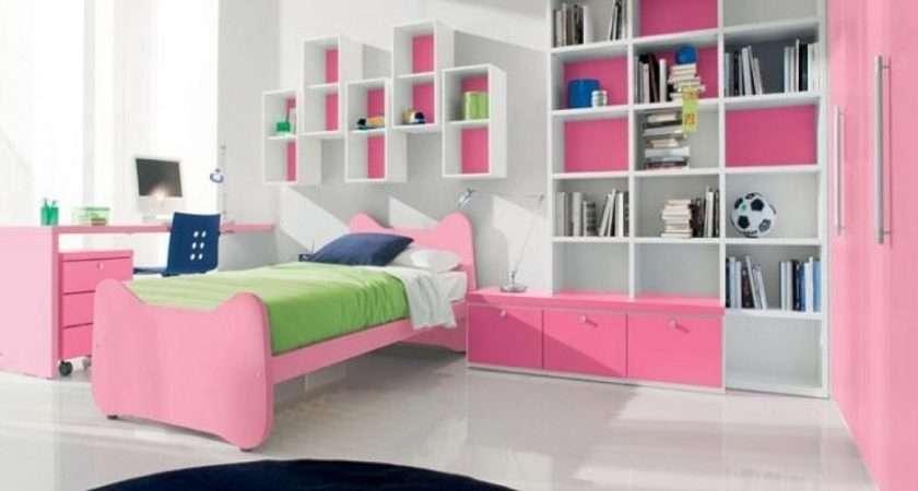 Ideas Decorating Bedroom Cool Teenage Girl
