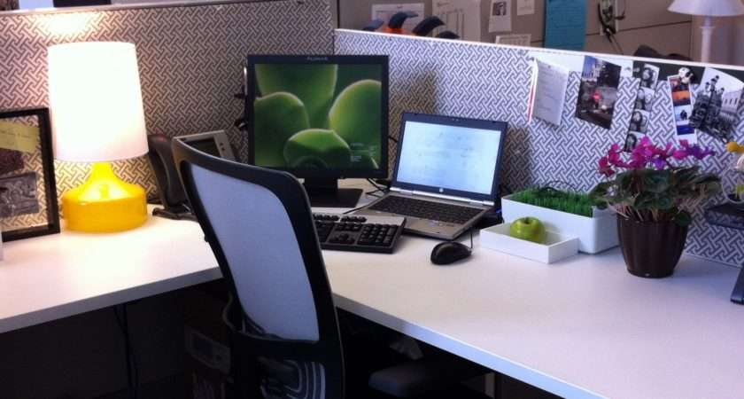 Ideas Decorating Your Office Work Simple Awesome