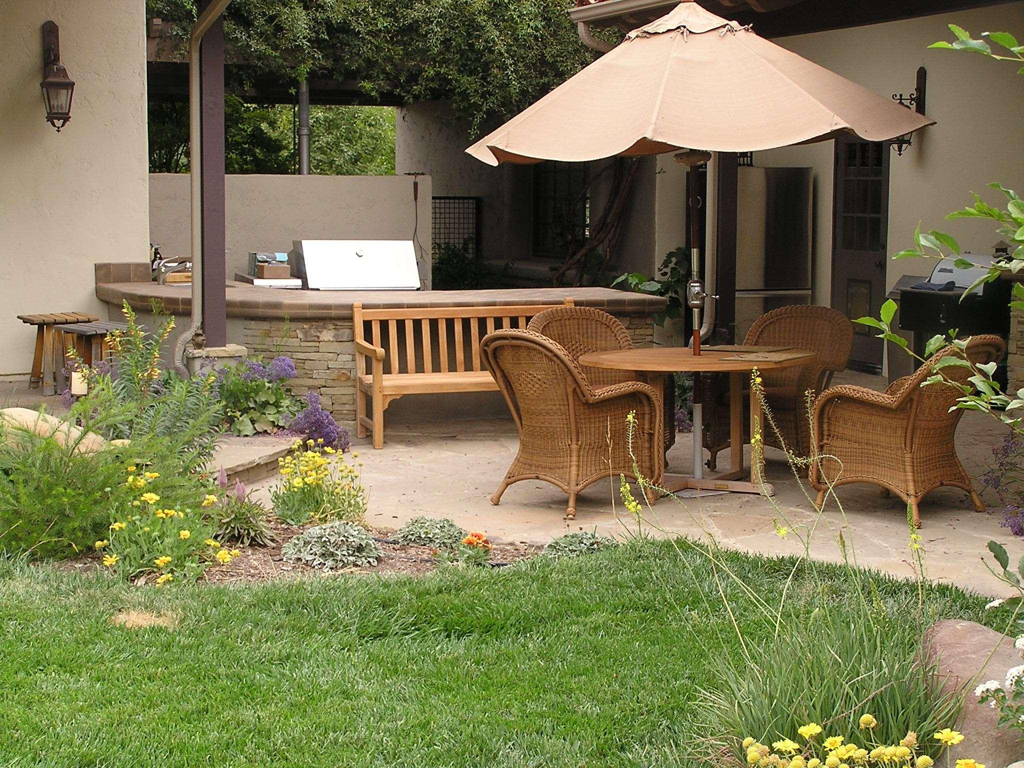 Ideas Designing Outdoor Patio