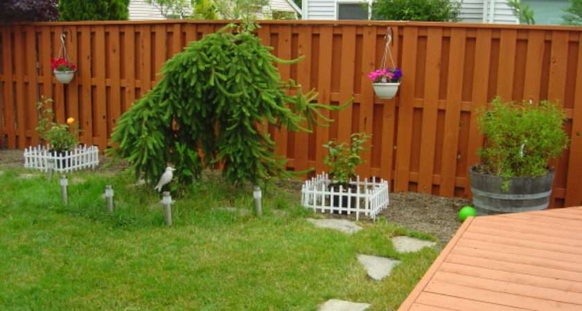Ideas Fence Painting Victoria Homes Design