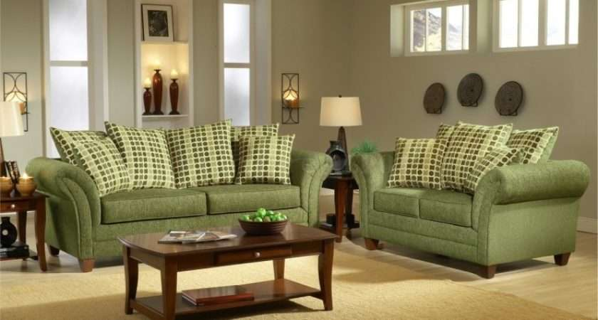 Ideas Inspiration Green Couch Living Room Decorating