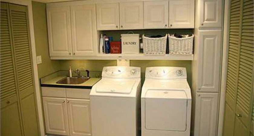 Ideas Interior Decorating Laundry Room Small Space