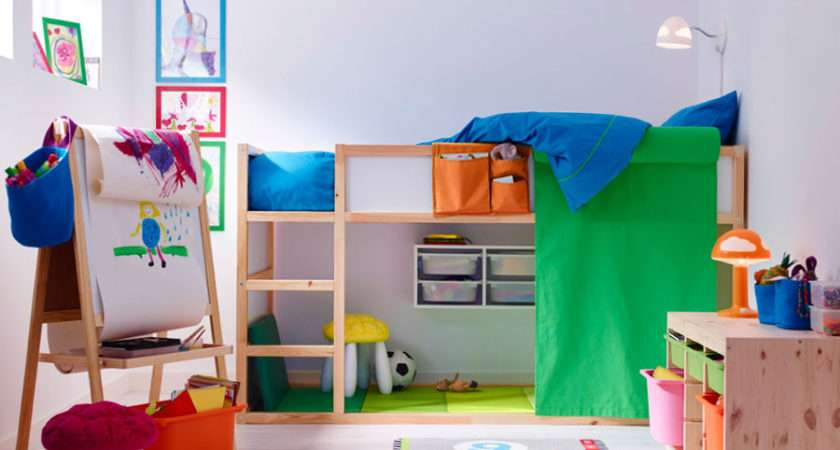 Ideas Keeping Kids Bedroom Tidy