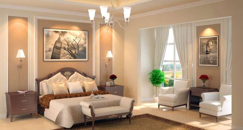 Ideas Master Bedroom Interior Design Decobizz