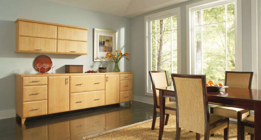 Ideas Modern Decoration Rounded Small Dining Room Storage