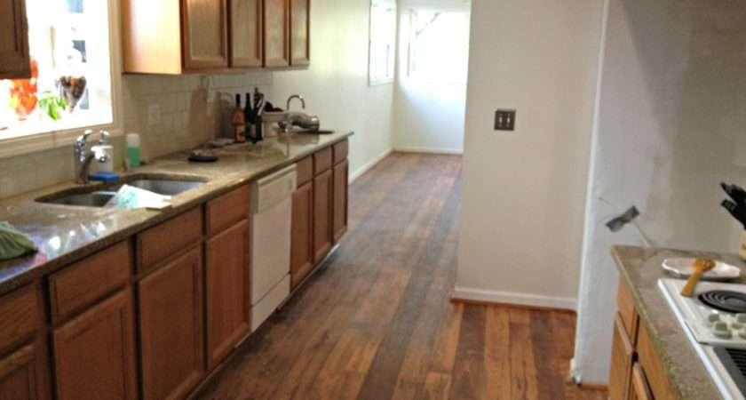 Ideas Ofmodern Kitchen Wooden Laminating Floor