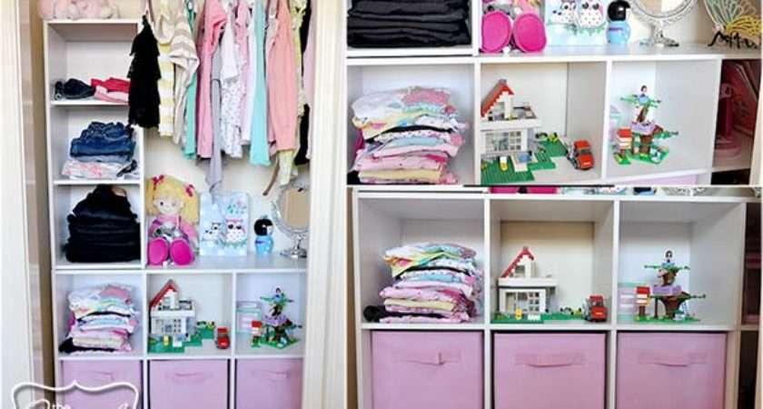 Ideas Organising Kids Wardrobes Organised