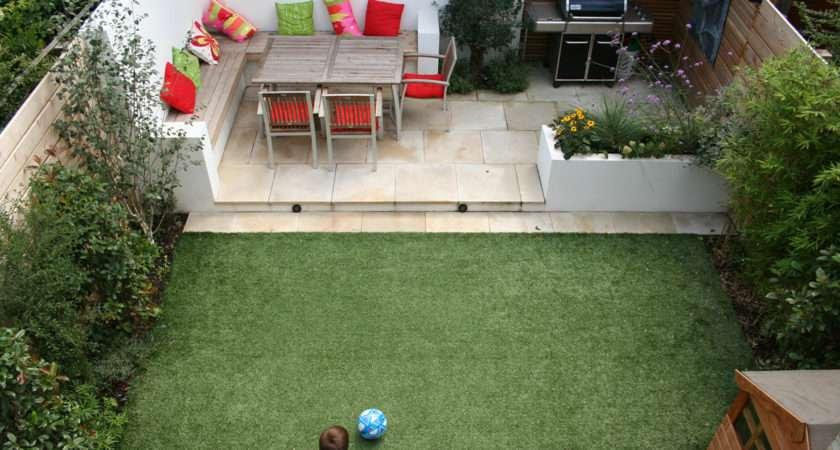 Ideas Simple Garden Budget Small Backyard Spaces