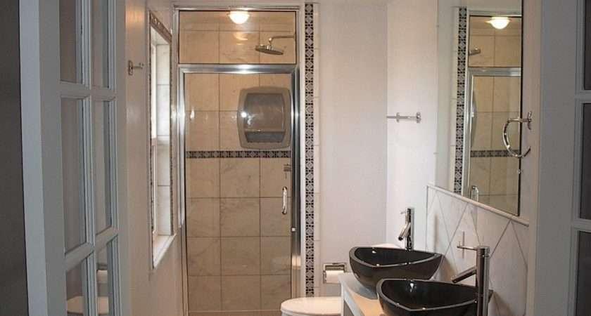 Ideas Small Bathroom Space Designs