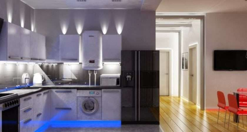 Ideas Small Kitchens Ceiling Lighting Kitchen