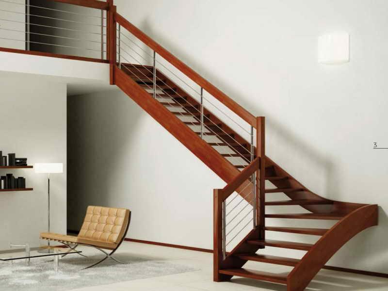 Ideas Staircase Banister Designs Modern
